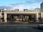 牡丹江江南新区江南新区汇龙外滩首府楼盘新房真实图片