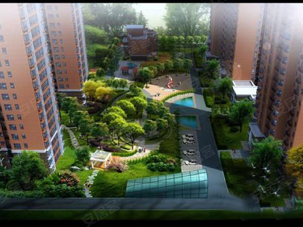 香樟园项目效果图