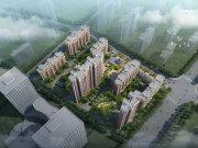 济南高新汉峪片区中铁逸都国际阅山楼盘新房真实图片