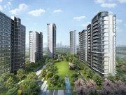 苏州相城中央公园万科玉玲珑楼盘新房真实图片