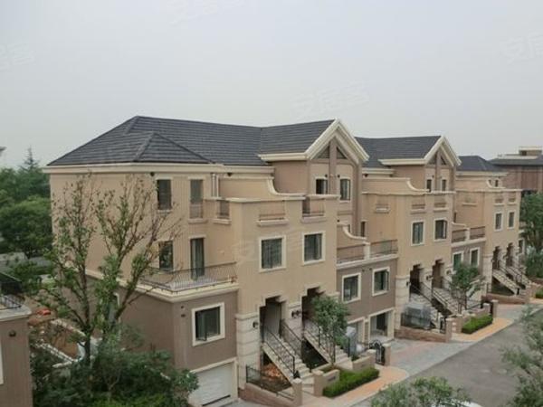 中海铂宫楼盘建筑物外景