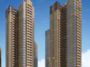 长沙望城月亮岛润和滨江府公寓楼盘新房真实图片