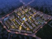 成都彭州彭州人居越秀紫云府楼盘新房真实图片