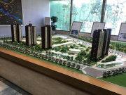 西安城南西沣路五龙悦世纪楼盘新房真实图片