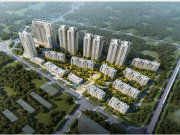 长沙星沙花园新城新城·朗隽大都会楼盘新房真实图片