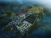 重庆巴南圣灯山镇蓝城圣灯山郡楼盘新房真实图片