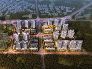广州白云人和时代龙湖天著楼盘新房真实图片