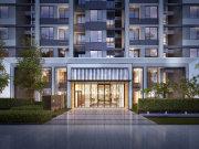 重庆江北北滨路龙湖北滨910楼盘新房真实图片