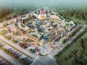 无锡滨湖区河埒梅园欢乐商业广场