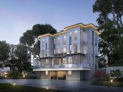 佛山三水云东海美的半岛庄园楼盘新房真实图片