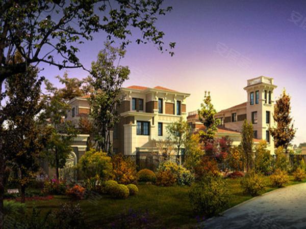 金地紫乐府由金地集团天津公司开发的城市中心纯别墅住区,是版块内首发的纯别墅住区。