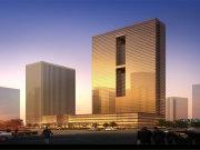 杭州上城钱江新城迪凯金座楼盘新房真实图片