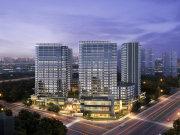 成都高新金融城保利锦外小户楼盘新房真实图片