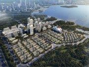 大连开发区小窑湾维特奥幸福港湾楼盘新房真实图片
