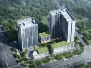 长沙开福城北香江悦中心楼盘新房真实图片