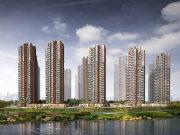 佛山顺德北滘合景天銮楼盘新房真实图片