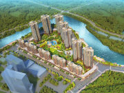 惠州博罗县杨村祥兴江畔花园楼盘新房真实图片
