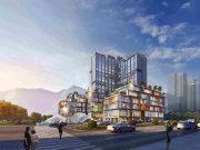 南宁良庆五象大道771广场楼盘新房真实图片