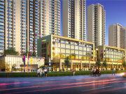 长沙星沙花园新城福天星中心楼盘新房真实图片